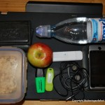 What's in your man bag?