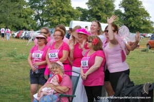 Race for life ladies