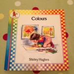 Matilda's book reviews – Colours