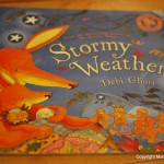 Matilda's book reviews – Stormy Weather by Debi Gliori