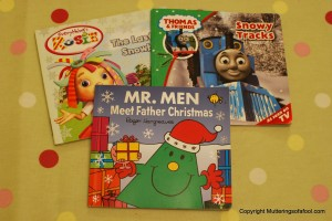 Mr Men, Thomas and Friends books