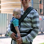 Review – Ergobaby Stowaway carrier