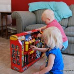 Review; Tonka Town Fire Station
