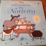 Matilda's book reviews: Usbourne touchy feely – The nativity