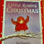 Matilda's book reviews – Little Robin's Christmas
