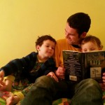 Storytelling dads – Tom Briggs