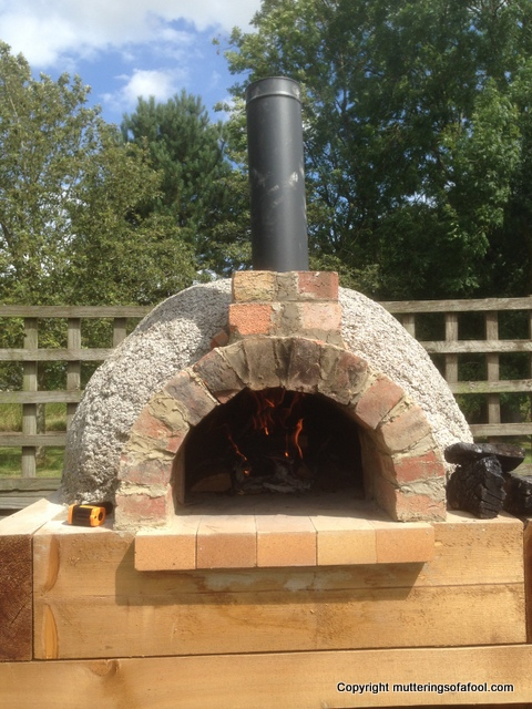 Finished oven