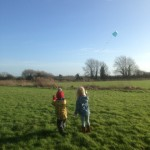 Mini adventures – kite flying